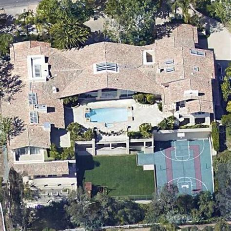 paul george house paul george s house in hidden hills ca google maps 3
