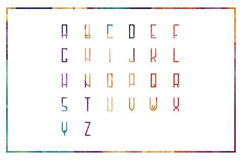 Letter Archer Archer Font Sans Serif Fonts On Creative Market