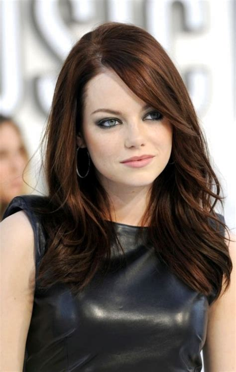 cocoa brown hair color 30 chocolate brown hair color ideas