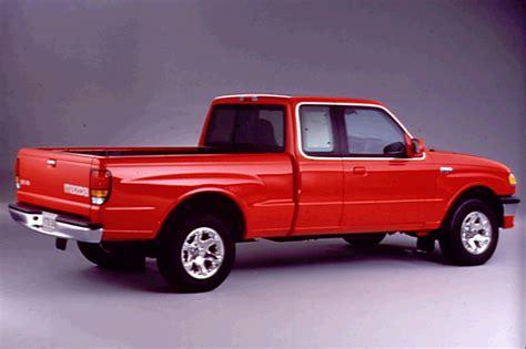 mazda truck 1998 09 mazda b series truck consumer guide auto