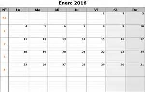 Calendario 2018 Mes A Mes Imprimir Calendario Para Anotar Mes Por Mes 2016