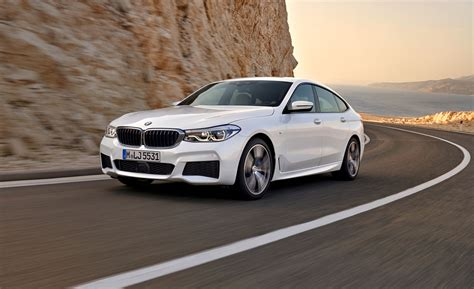 bmw  series gran turismo   info news