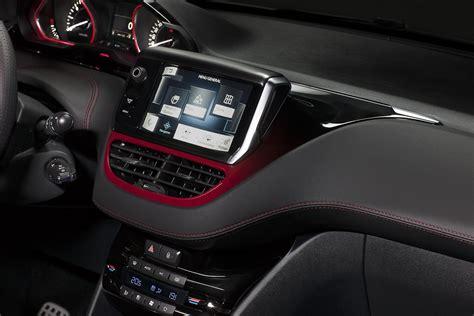 peugeot 208 gti inside peugeot cars news 2013 208 gti unveiled