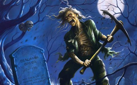 Derek Riggs Artwork by Derek Riggs Artworks Iron Maiden Album Art Hd Wallpapers