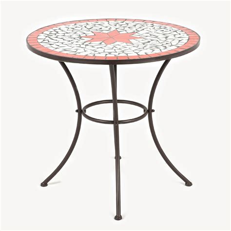 Mosaic Bistro Table Customer Reviews For Greenfingers Mosaic Bistro Table 76cm