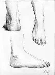 drawings of feet the shaunart blog