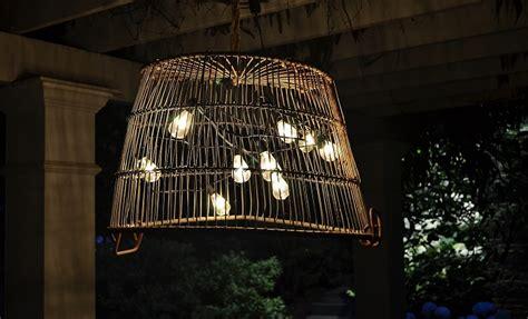easy cheap diy outdoor lighting project redeem