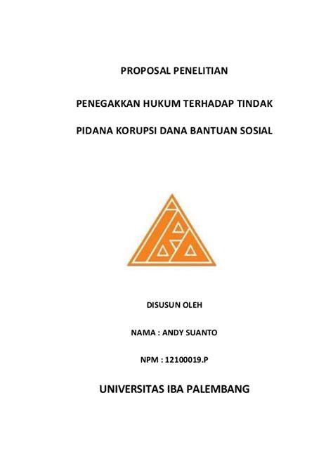Hukum Perlindungan Konsumenpenerbit Diadit Media skripsi penegakan hukum tp korupsi bansos