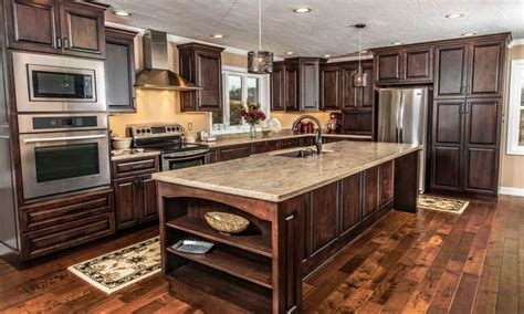 how are kitchen cabinets made amish made custom kitchen cabinets schlabach wood design
