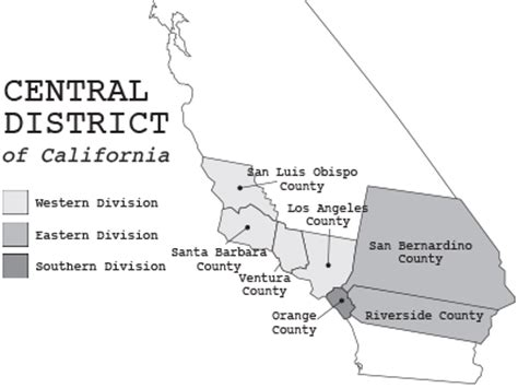 Us District Court Southern District Of California Search The 1960s Central District Of California United States District Court