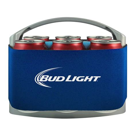 bud light 6 pack cooler