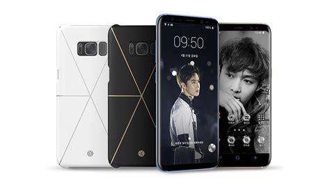 Harga Samsung Galaxy S8 Versi Exo samsung menawarkan kerangka bintang kpop exo dengan