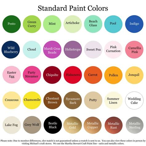 paint colors acrylic 1000 images about martha stewart paint on