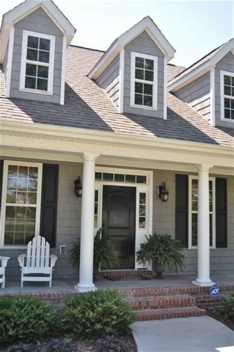 light gray house what color shutters c b i d home decor and design in with gray