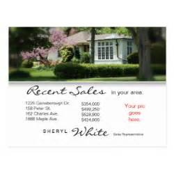 311 real estate postcards luxury home yellow zazzle