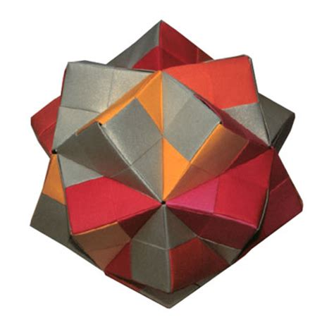 Origami Kits For Adults - origami ikoso kits
