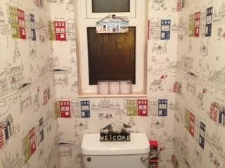 funky bathroom wallpaper ideas 17 best images about downstairs loo on la