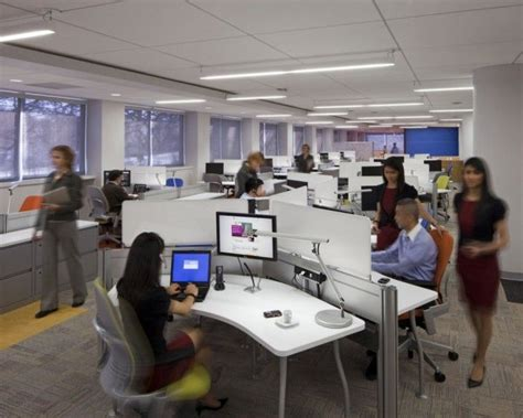 work environment layout unilever office in new jersey the design team developed
