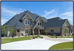 custom homes luxury custom home picture over 4500 square feet