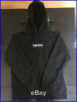 Big Size Kaos Supreme T Shirt Supreme black supreme box logo hoodie sweatshirt size large bape