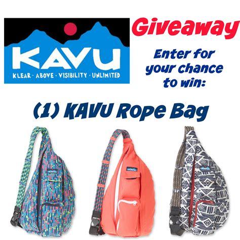 Purse Giveaway 2016 - mamathefox kavu rope bag giveaway mamathefox