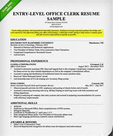 Career Objective For Undergraduate How To Write A Career Objective On A Resume Resume Genius