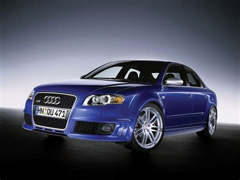 Audi Rs4 Twin Turbo by Audi Rs4 Axed Rs6 To Get Twin Turbo V8 187 Autoguide News