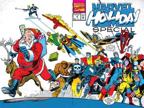sbtu presents   marvel holiday special  unspoken decade  comic book blog