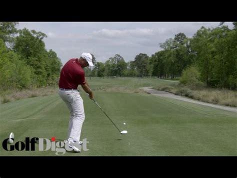 stewart cink golf swing swing analysis stewart cink youtube