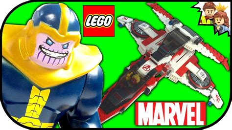 Best Lego 76049 Heroes Avenjet Space Mission lego avenjet space mission 76049 marvel heroes review