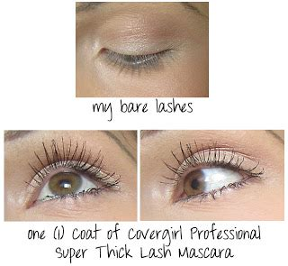 Cover Professional Thick Lash Mascara Expert Review by Review Covergirl Professional Thick Mascara