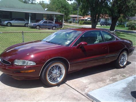 bentley swangas my 1996 buick riviera on 17 quot superpoker swangas ljs