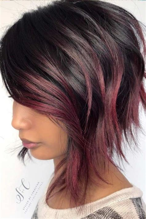 Styling Options For Bobs | best 25 layered bobs ideas on pinterest longer layered
