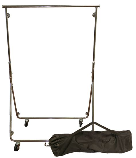 Portable Costume Rack by Portable Clothes Rack Pop Up Assembly In Seconds
