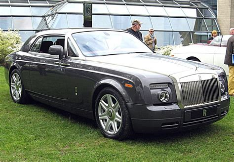rolls royce phantom v 2 door touring coupe photos