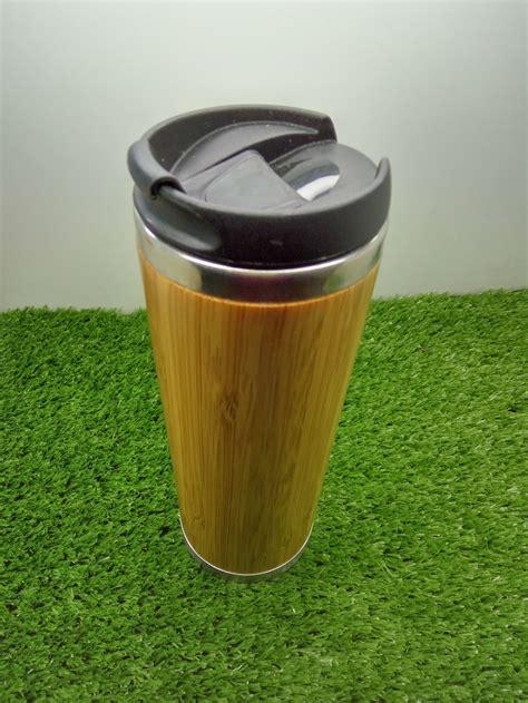 Termos Gelas Tutup Gelas jual grit botol termos mug termos air panas stainless
