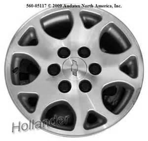 chevrolet wheel bolt pattern autos post