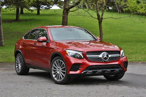 test drive mercedes benz glc coupe
