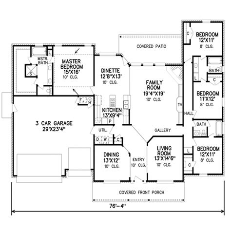 perry house plans floor plan 5917 c 2017