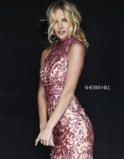 short hair sherri hill sherri hill 1963 sherri hill fall homecoming prom