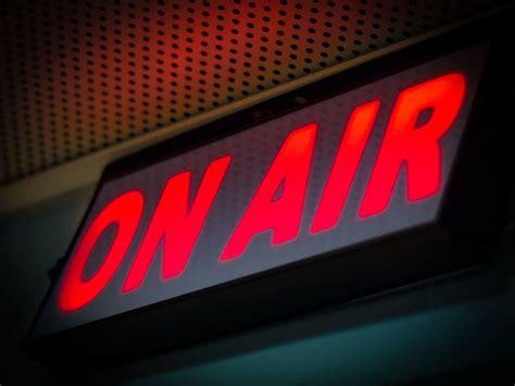 on air on air
