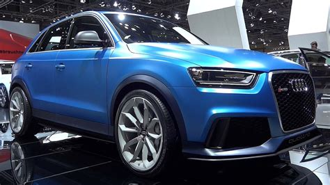 audi  rs concept hd youtube