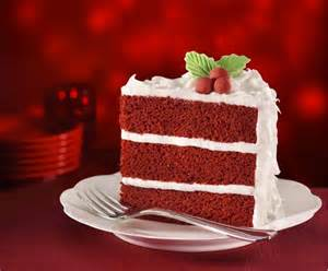 retro red velvet cake nutrition and food safety