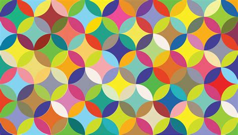 colorful pattern colourful circle patterns www pixshark images