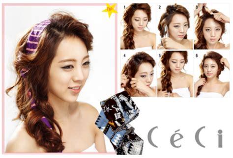 kpop band hairstyles tutorial yun shock blog korean hair tutorial