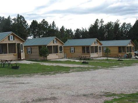 Broken Arrow Cabins by Broken Arrow Cground Custer Sd Cground Reviews Tripadvisor