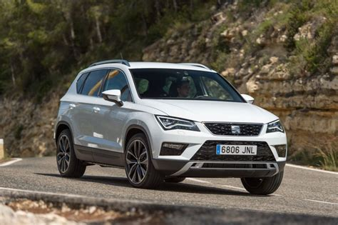 seat ateca black seat ateca review good looks and great build quality
