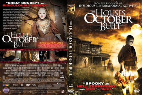 The House That Built by The Houses October Built Dvd Covers Labels By Covercity