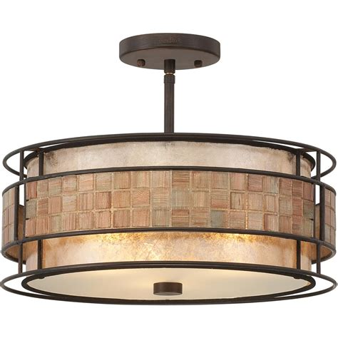 Semi Flush Kitchen Lighting Quoizel Lighting Semi Flush Ceiling Lighting Goinglighting