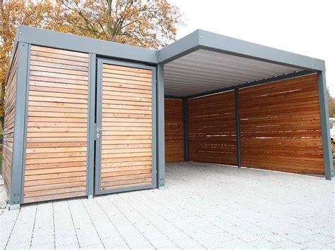 carport stahl holz carport aus stahl carports aus stahl und aluminium